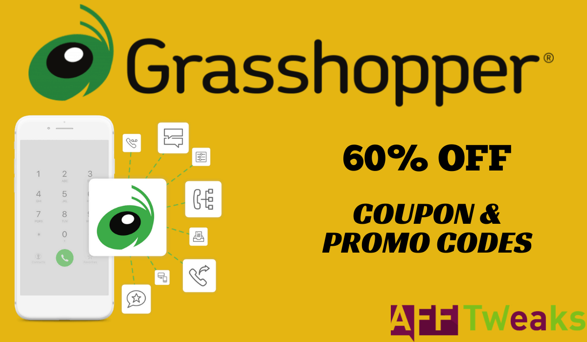 Grasshopper Coupon