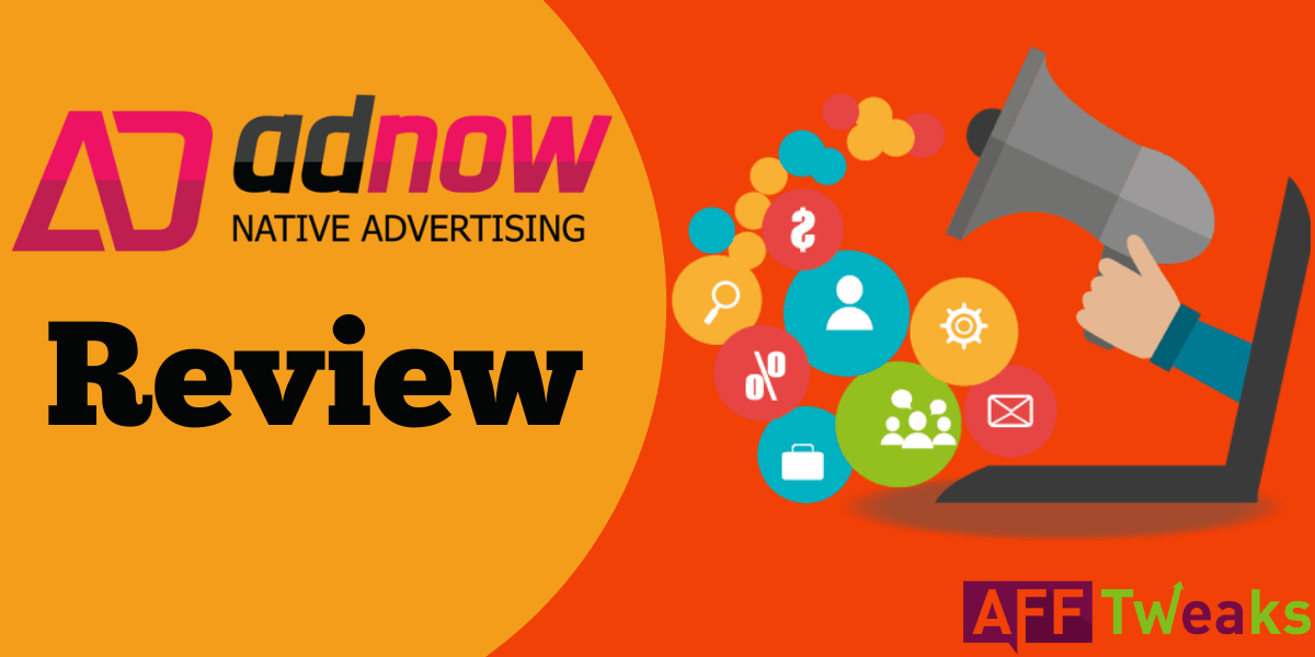 AdNow Native Advertising Review