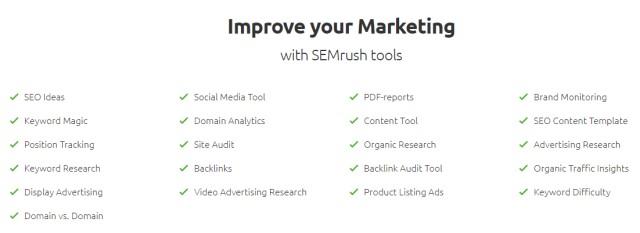SEMrush Promo Codes