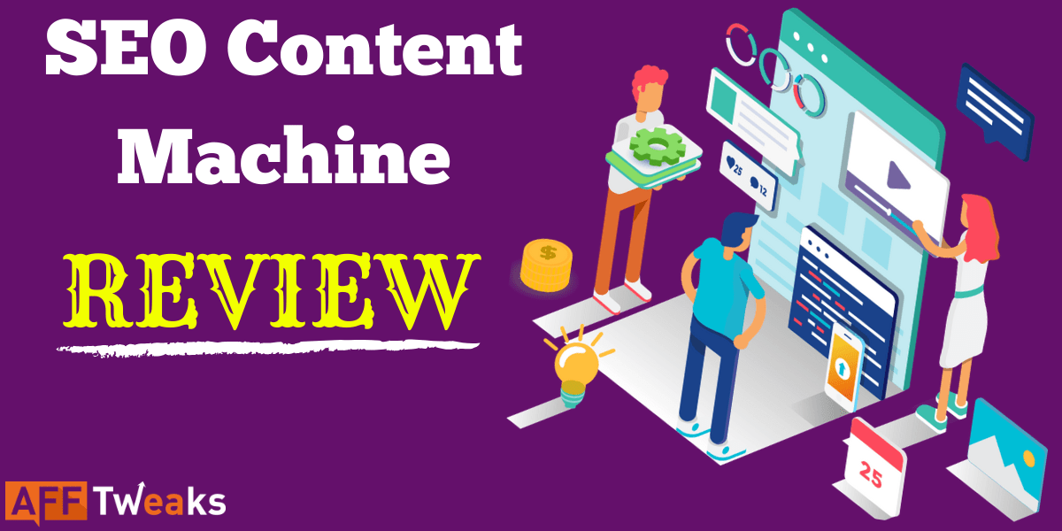 SEO Content Machine Review