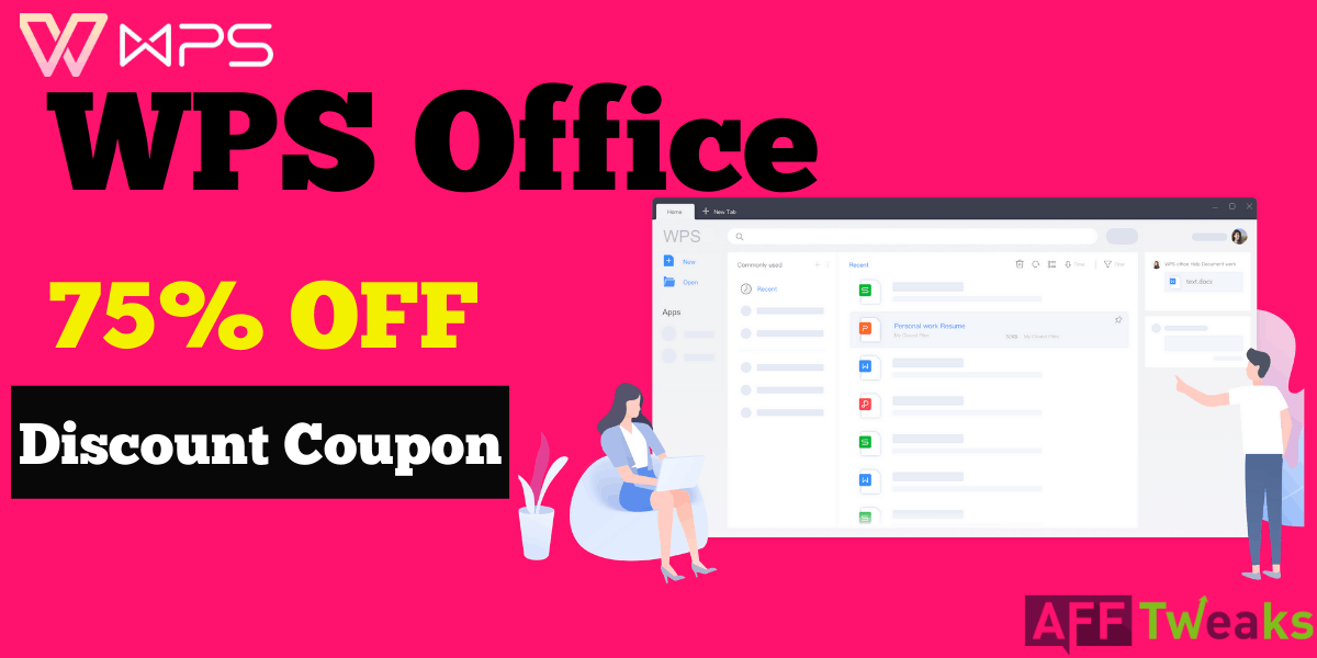 WPS Office Coupons