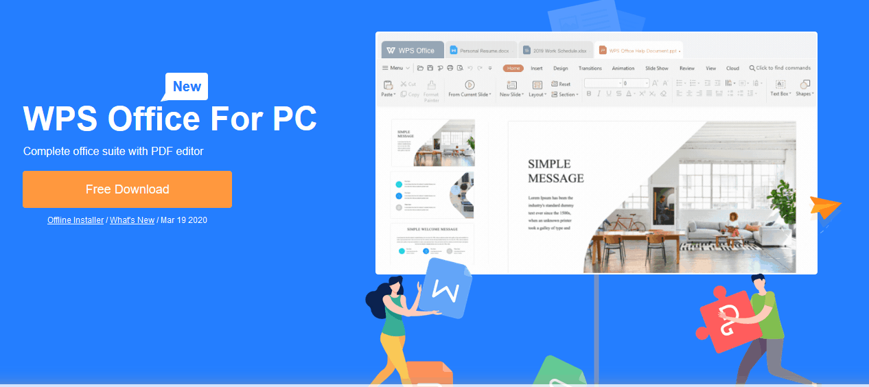 WPS Office Promo Codes