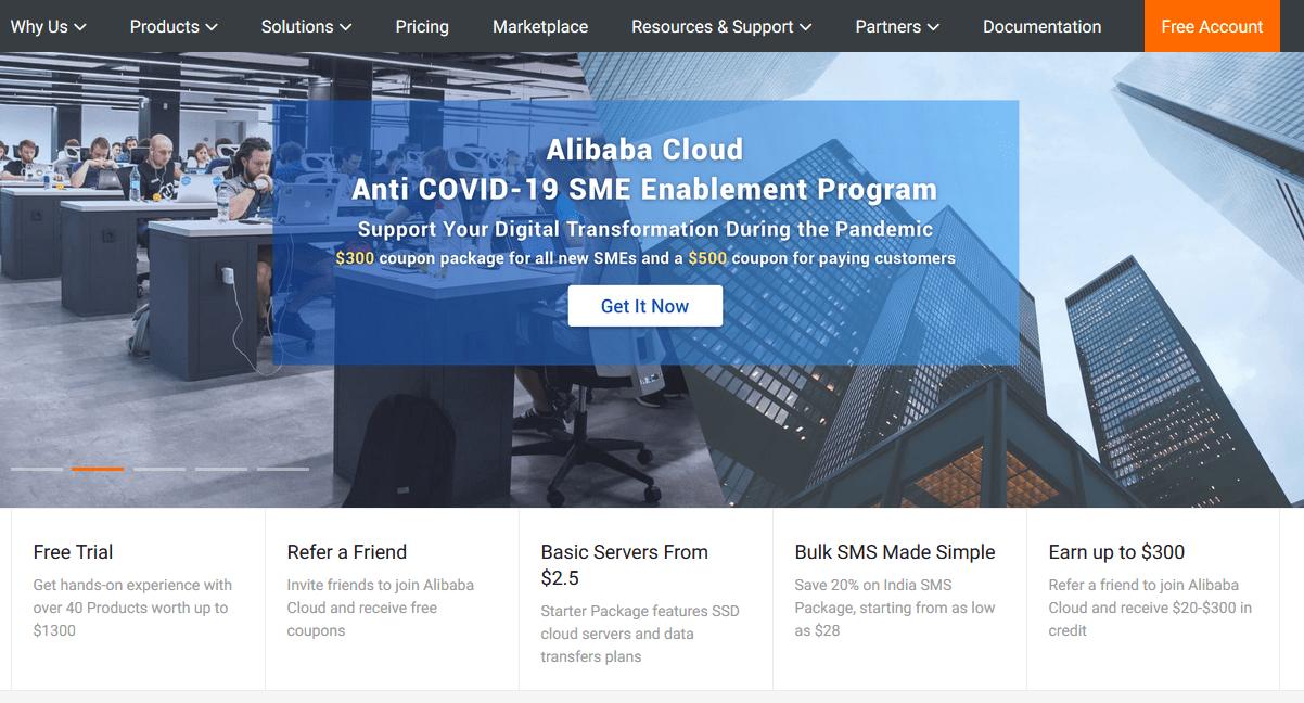 Alibaba Cloud Promo Code