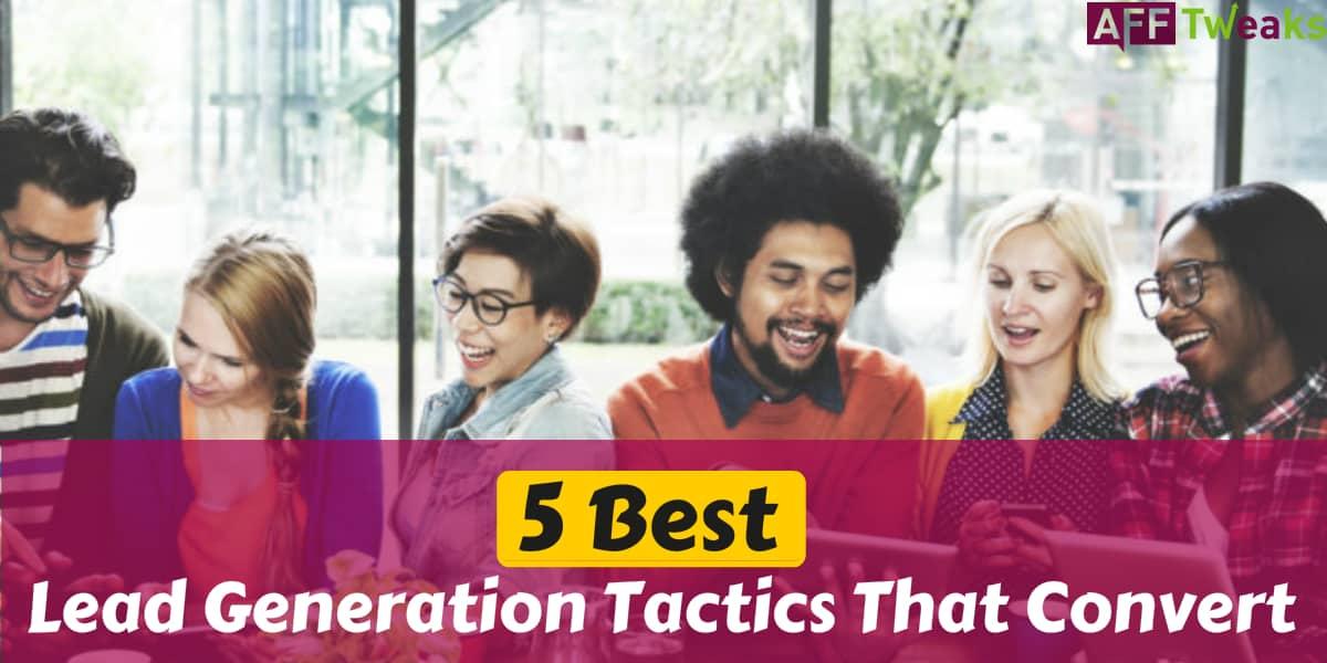 Lead Generation Tactics