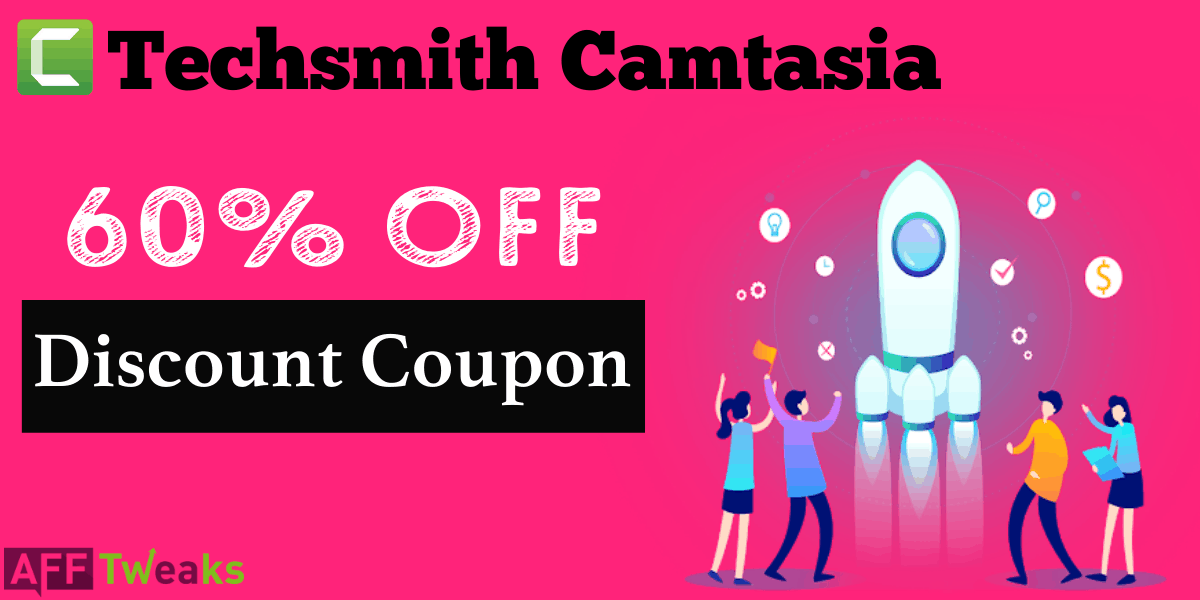 Techsmith Camtasia Coupon