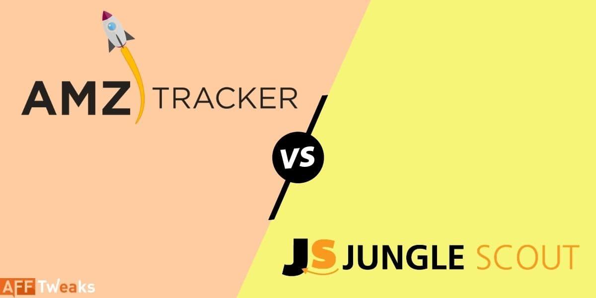 Amz Tracker vs. Jungle Scout