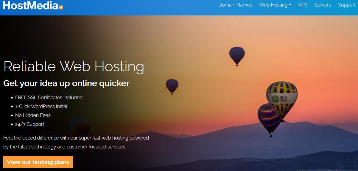 HostMedia Services