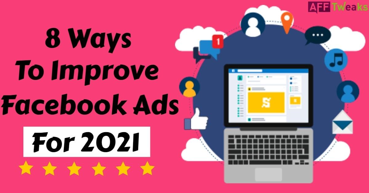 Improve Facebook Ads