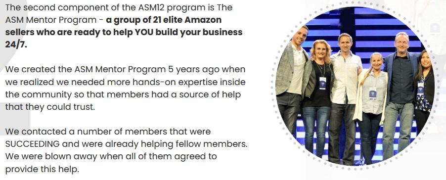 ASM Mentorship Program
