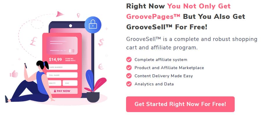 GrooveFunnels Discount
