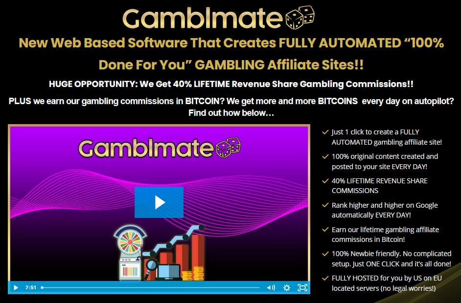 Gamblmate Coupon