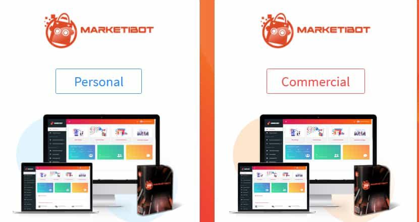 MarketiBot Pricing Plans