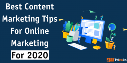 Best Content Marketing Tips For Online Marketing [2020]