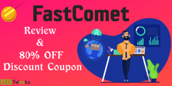 FastComet Review + Discount Coupon 2020 (Get Upto 80% OFF)