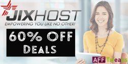 JixHost Coupon 2021: Hosting at just $1.98/month