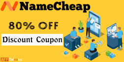 Namecheap Shared Hosting Coupon 2020: Save Upto 80% OFF Now!