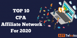 Best 10 CPA Affiliate Networks for 2020 [Top Paying offers]